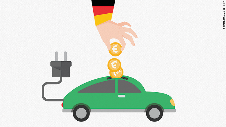 germany electric car subsidies