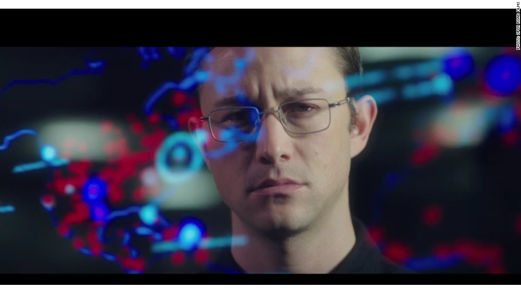Watch the trailer for 'Snowden'