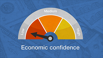 Americans' confidence in economy at 2016 low