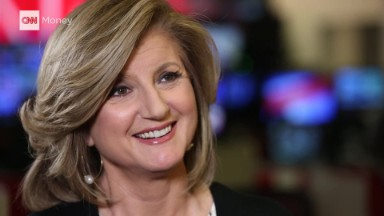 Arianna Huffington on how she landed a seat on Uber's board