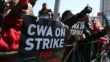 Striking Verizon workers score raise and bonuses
