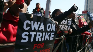 Verizon: Sabotage incidents soar as workers strike