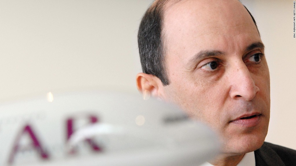 Qatar Airways CEO: Don't shut us out of the airline conversation
