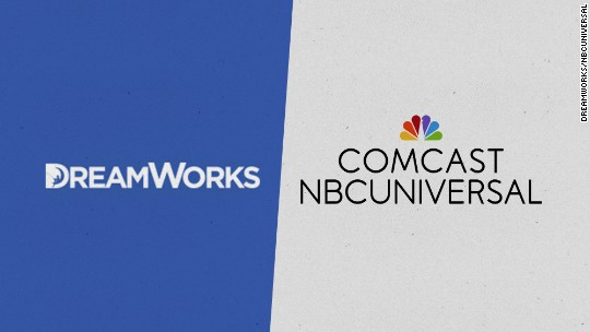 Comcast buys DreamWorks Animation in $3.8 billion deal
