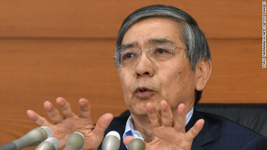 Bank of Japan shocks investors with vote against more stimulus