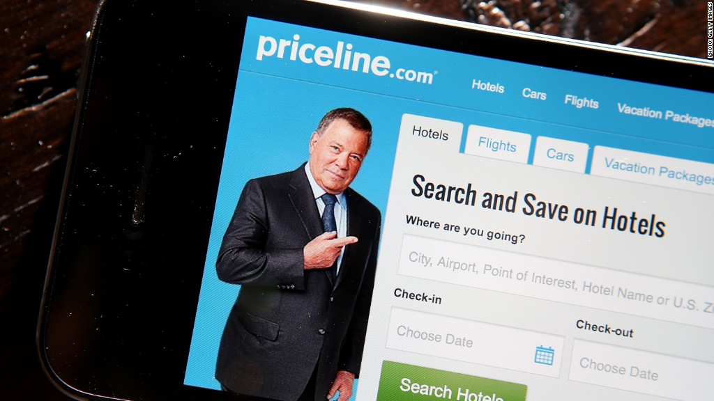 Priceline still flying high despite CEO scandal