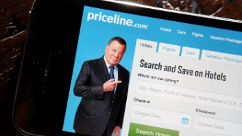 More bad news for Priceline. Outlook stinks