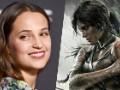 Alicia Vikander to play Lara Croft in 'Tomb Raider' reboot