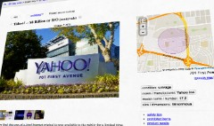 Yahoo is an antique for sale...on Craigslist (sorta)