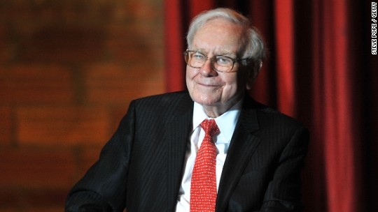 Buffett: Market not in a bubble, still looks 'cheap'