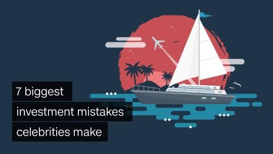 celeb investing mistakes