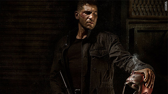 Marvel's 'The Punisher' to star in Netflix series