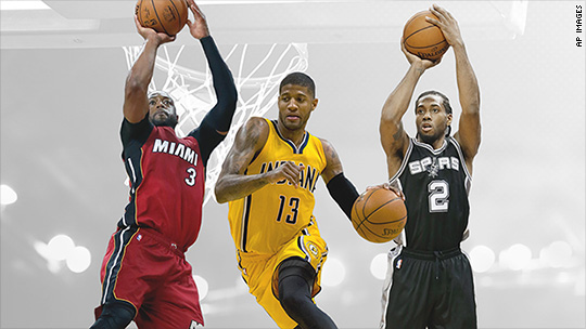 NBA playoffs: Who to watch this weekend