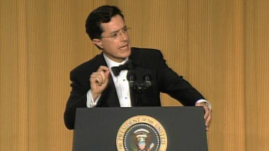 Colbert's White House Correspondents legacy