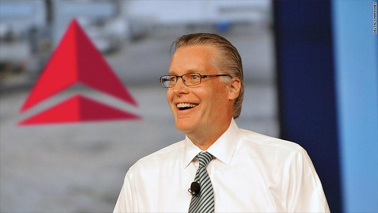New Delta Ceo Ed Bastian S Tough Job Keep Profits