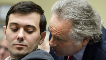 Martin Shkreli is heading back to court