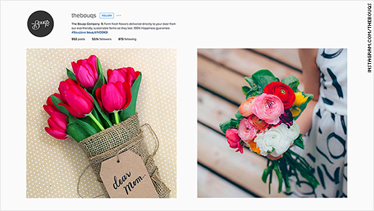 From farm to mom: Meet Bouqs, the startup picking the freshest flowers