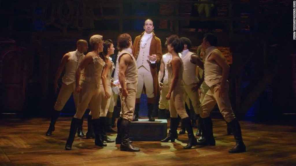 Does 'Hamilton' have a shot with overseas audiences?