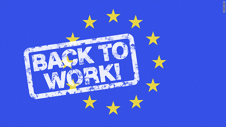 back to work eu
