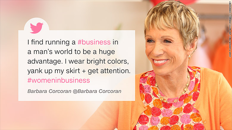 barbara corcoran business