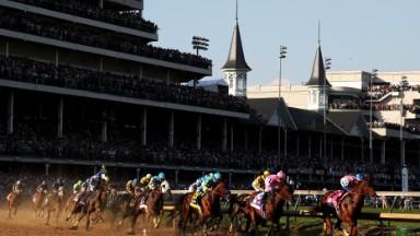 Best Kentucky Derby bet? Try the racetrack itself
