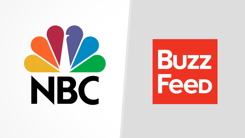 Can buzzfeed news survive the shift to video nbc buzzfeed logo reheart Gallery