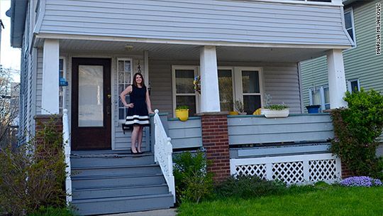 How I bought a house at age 25