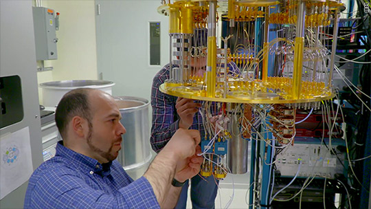 IBM wants you to test drive its quantum computer