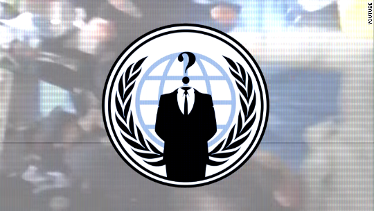 Anonymous attacks Greek Central Bank
