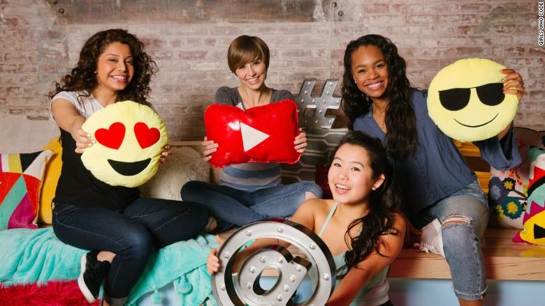 girls who code teens