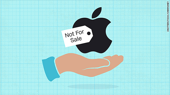 Why I'm not selling my Apple stock