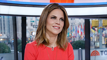 NBC's Natalie Morales is heading west