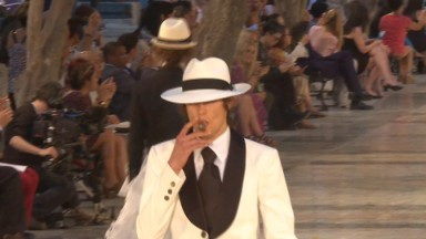 Chanel fashion show comes to Cuba
