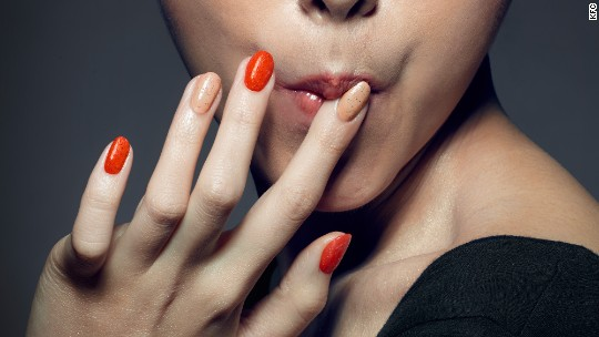 KFC introduces 'Finger Lickin' Good' edible nail polish