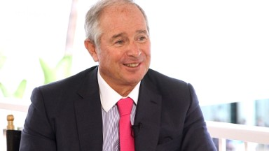 Blackstone CEO: China wants the American Dream
