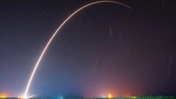 SpaceX does it again: Rocket lands on ocean platform