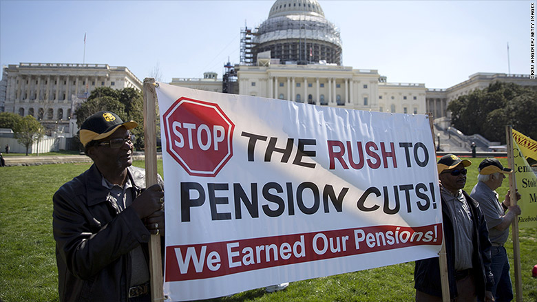 Treasury rejects pension cuts for 273,000 workers and retirees