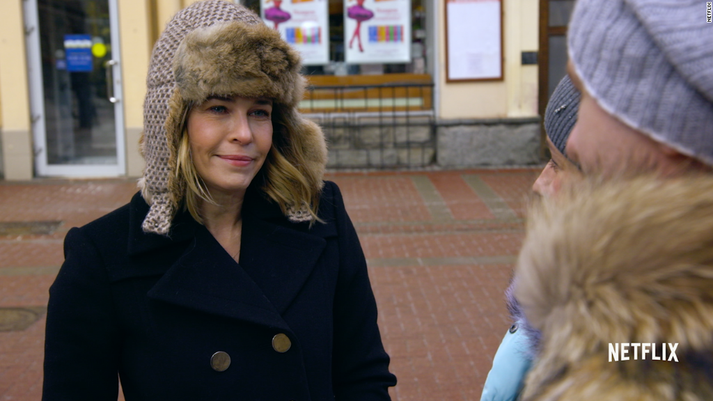 Watch the trailer for 'Chelsea'