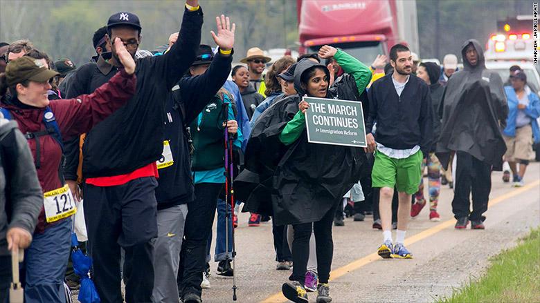 my american dream sharada march