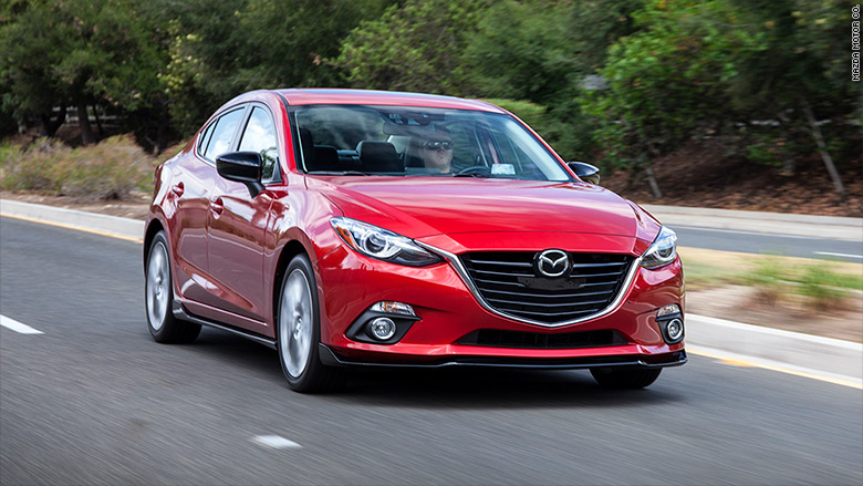 Mazda Coolest Cars For CNNMoney - Cool mazda cars