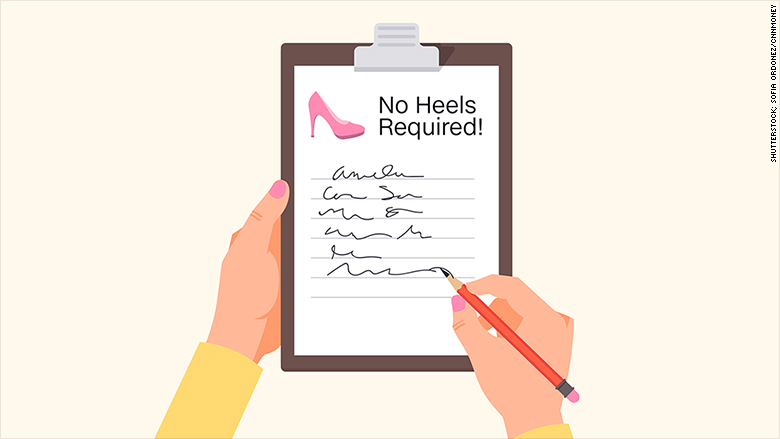 heels petition uk