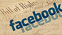 Is Facebook protected under the First Amendment?