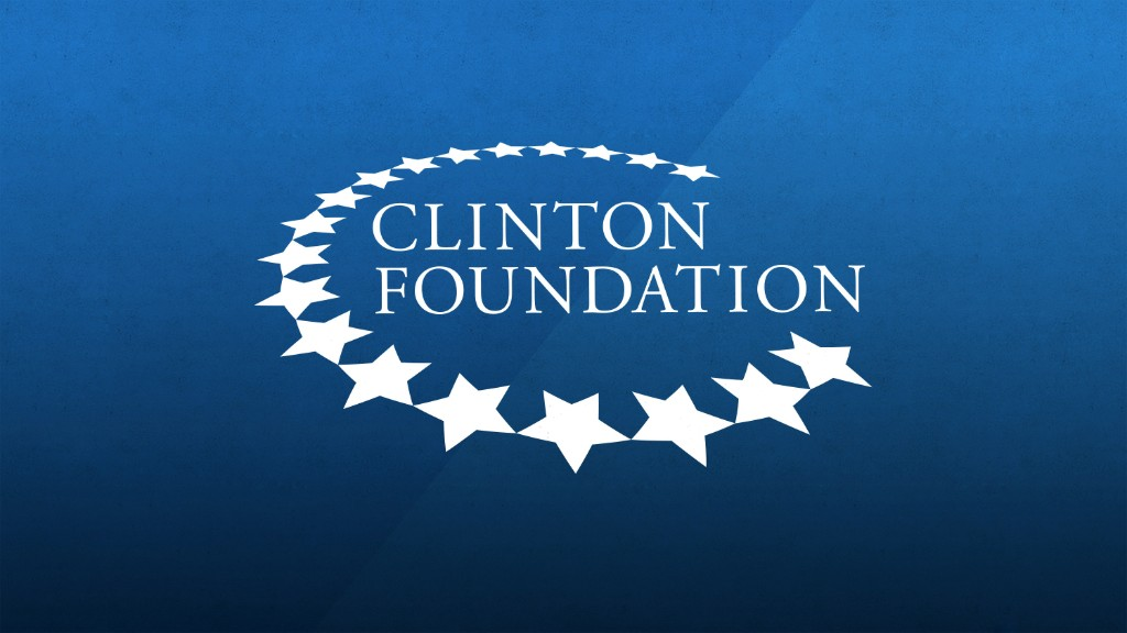 Clinton Foundation: we'd welcome a Charity Navigator rating