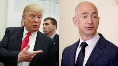 Trump, Amazon and 'internet taxes': The real story
