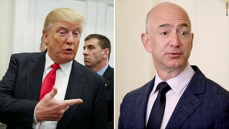 Trump, Amazon, 'internet taxes': The real story