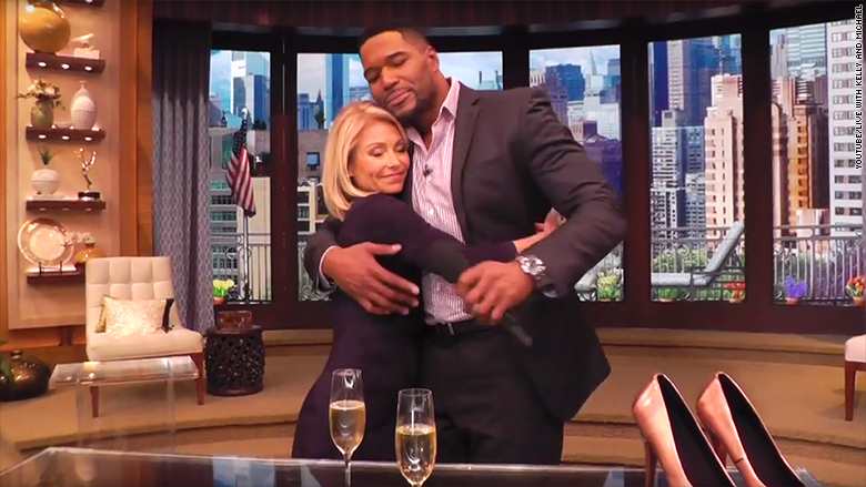 Will Michael Strahan's move strengthen 'Good Morning America' in morning war? - May. 13, 2016