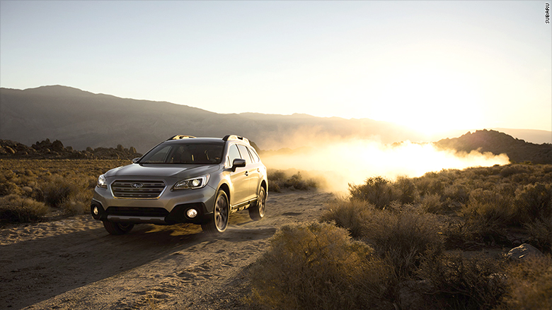 Subaru warns recalled car owners: Stop driving now - May. 13, 2016