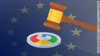 google europe hammer