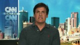 Mark Cuban warns of market turmoil if Trump wins