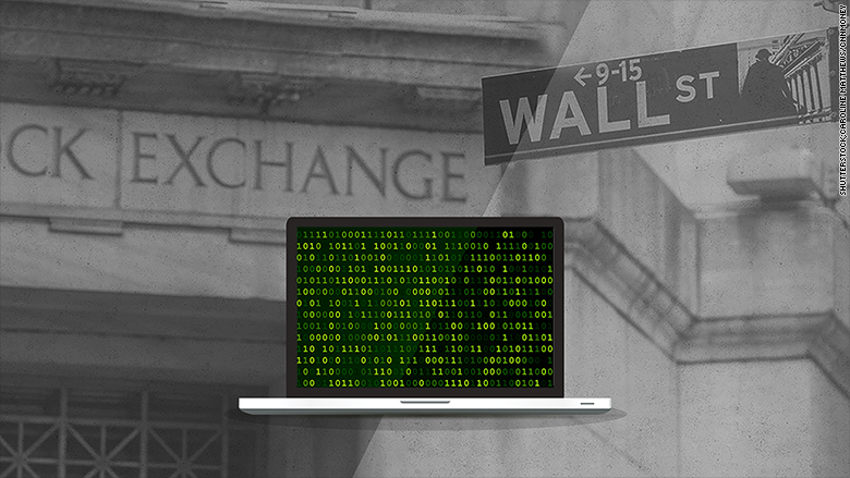 wall street bank hackers